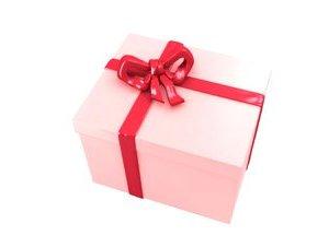 Как завязать ленту на подарке красивый бант из ленты на подарок